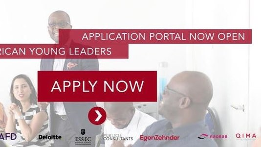 French-African Young Leaders : appel à candidatures